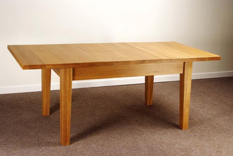 Tavoli allungabili - Tavoli e sedie - Tavolo allungabile