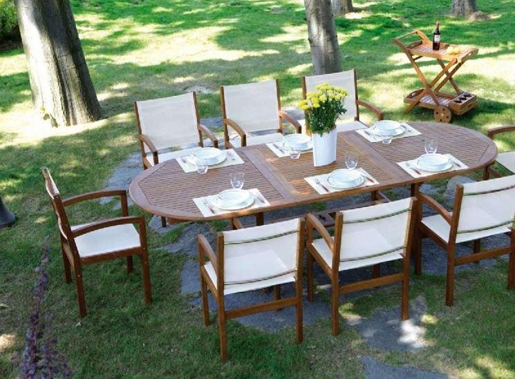 Tavoli da esterno tavoli e sedie for Tavoli sedie esterno