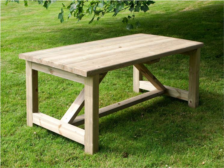Tavoli da giardino - Tavoli e sedie - Consigli per i tavoli per ...