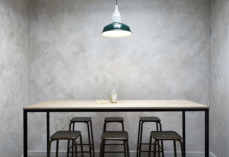 Tavolo da pranzo minimal
