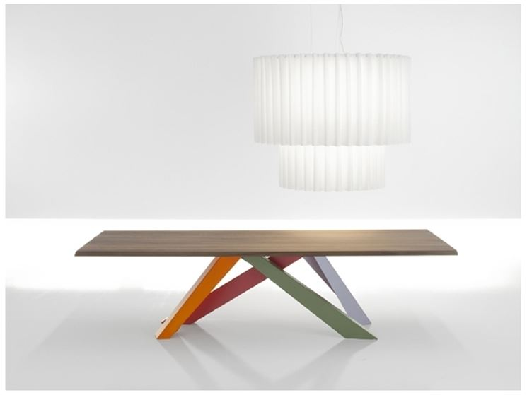 Tavoli design tavoli e sedie tipologie di tavoli di design for Tavoli moderni vetro design