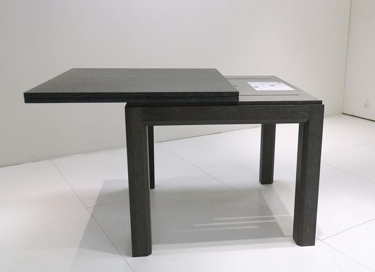 Tavolo estensibile tavoli e sedie la comodit dei for Tavoli estensibili