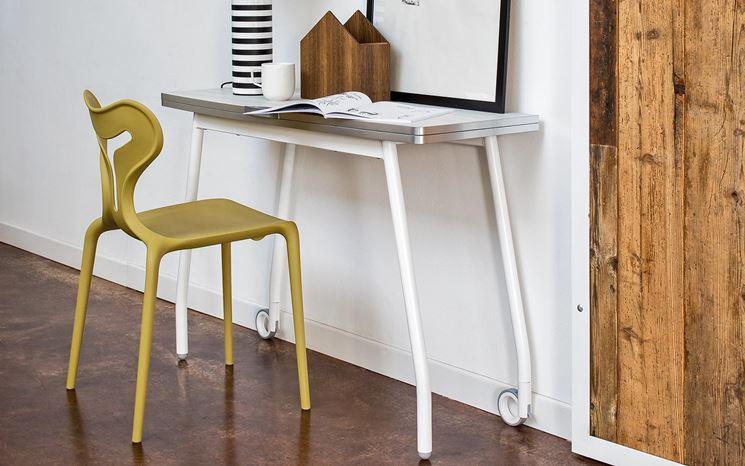 Tavolo pieghevole tavoli e sedie tavolo pieghevole for Cucine calligaris