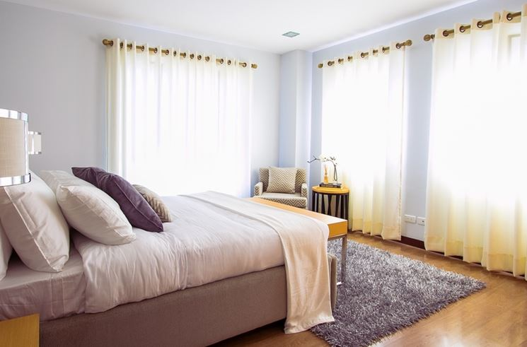 Tende per finestre camera da letto. affordable tende finestra camera