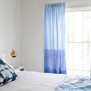 Bastoni per tende in camera da letto