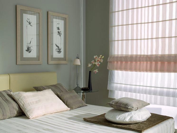 Le tende   tende per interni   tipologia di tende per la casa