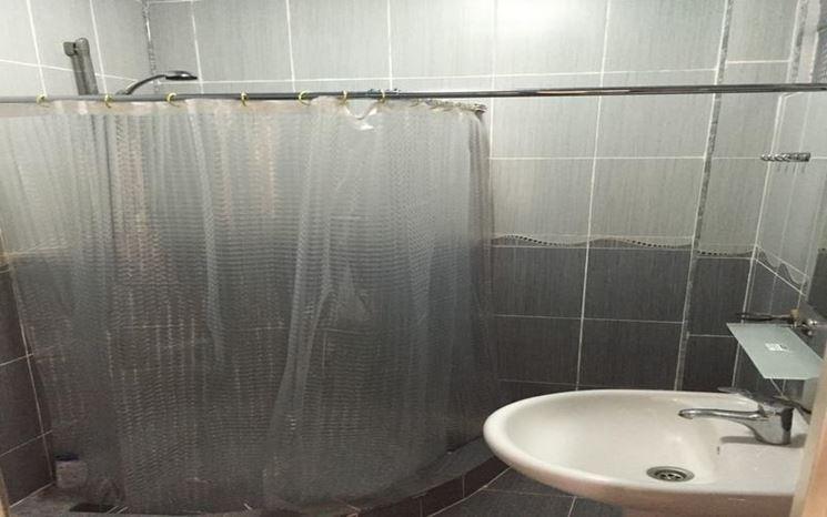 Tenda doccia termica