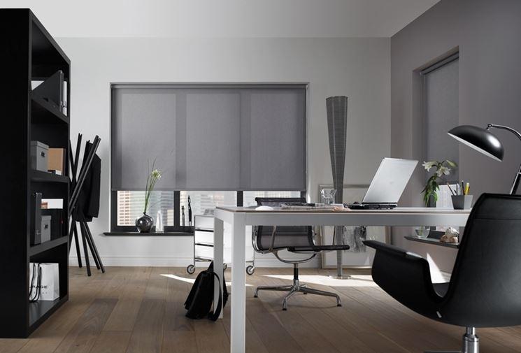 tende moderne per ufficio