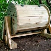 Composter in legno