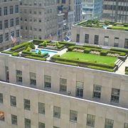 Un giardino pensile