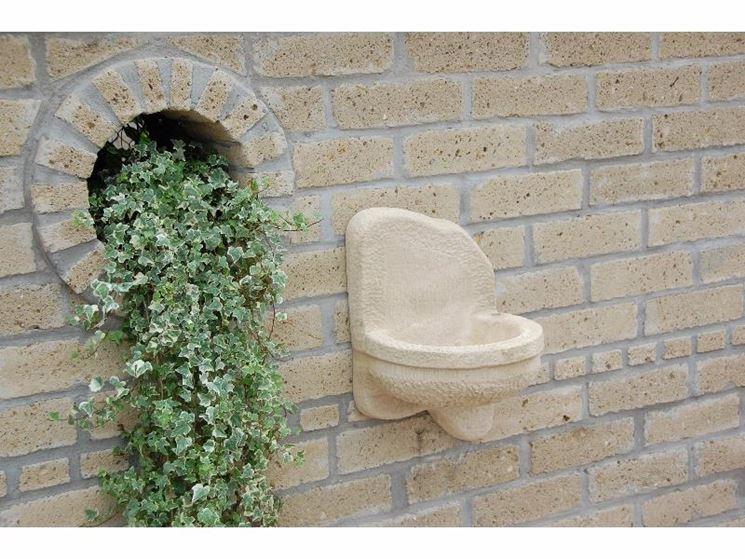 fontana da giardino Bonfante