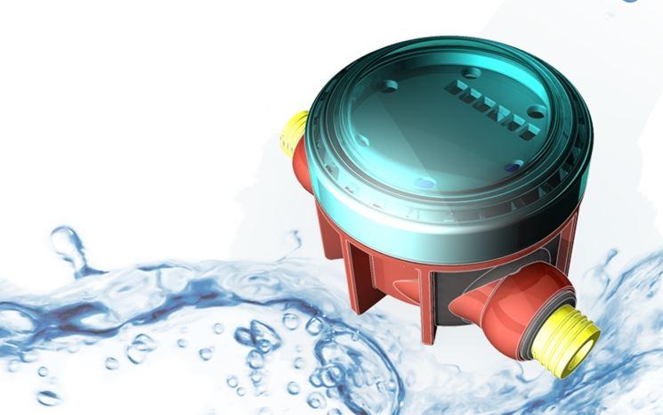 Lettura contatori acqua