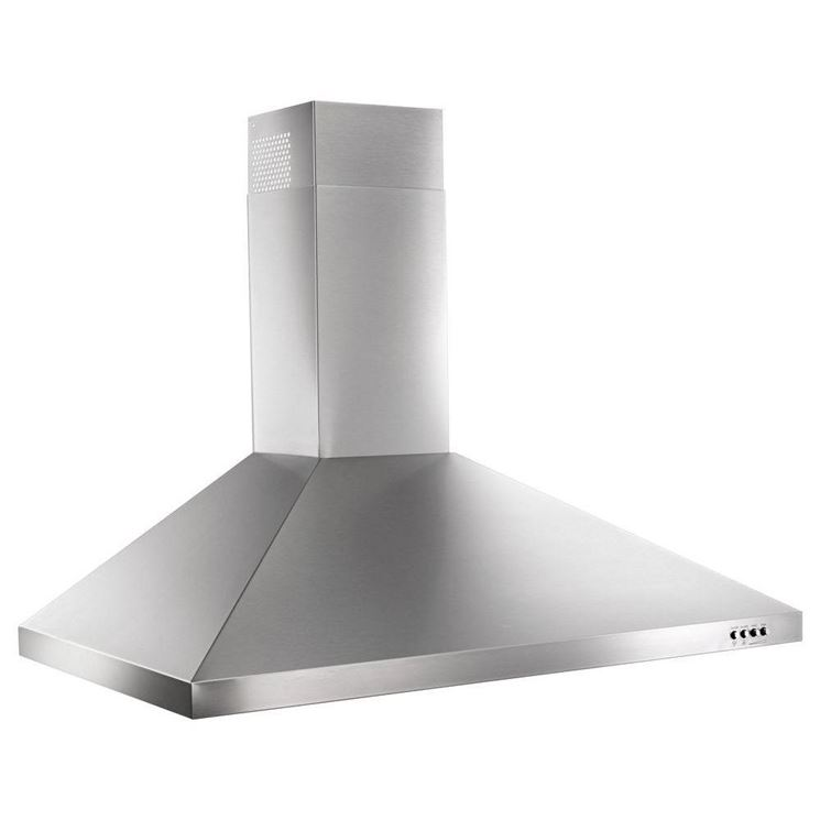Cappa acciaio inox piani cucina for Cappa acciaio