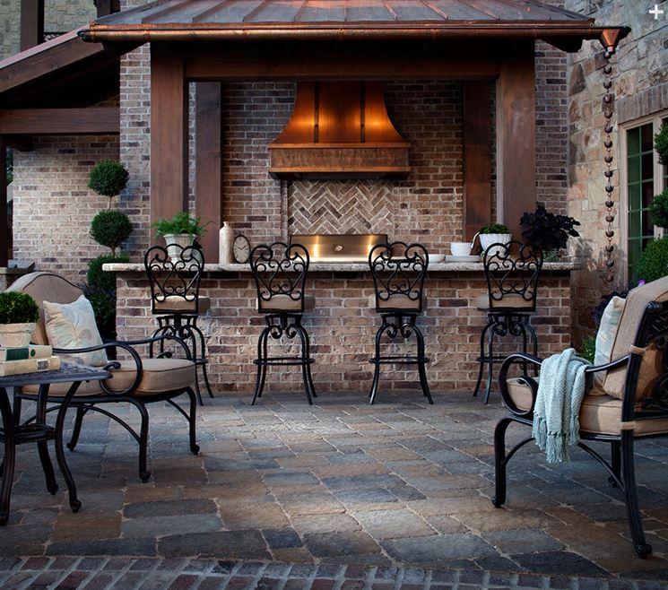 Cappe in muratura piani cucina modelli cappa cucina - Cappa cucina in muratura ...