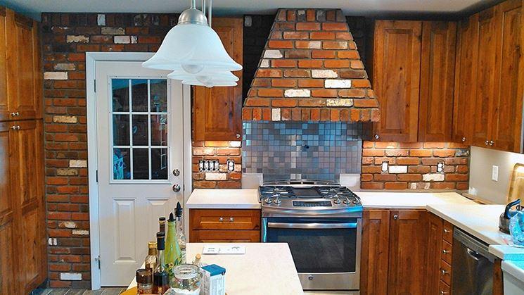 Cappe in muratura piani cucina modelli cappa cucina - Modelli di cucina in muratura ...