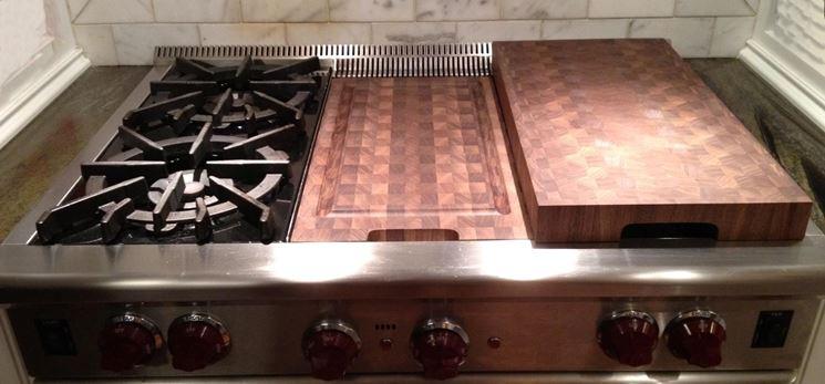 Copri Top Cucina.Coperchio Piano Cottura Piani Cucina Tipi Di Coperchio