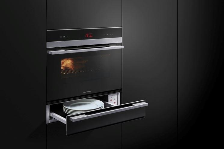 Forni da incasso piani cucina modelli di forno da incasso - Forno incasso a gas ...