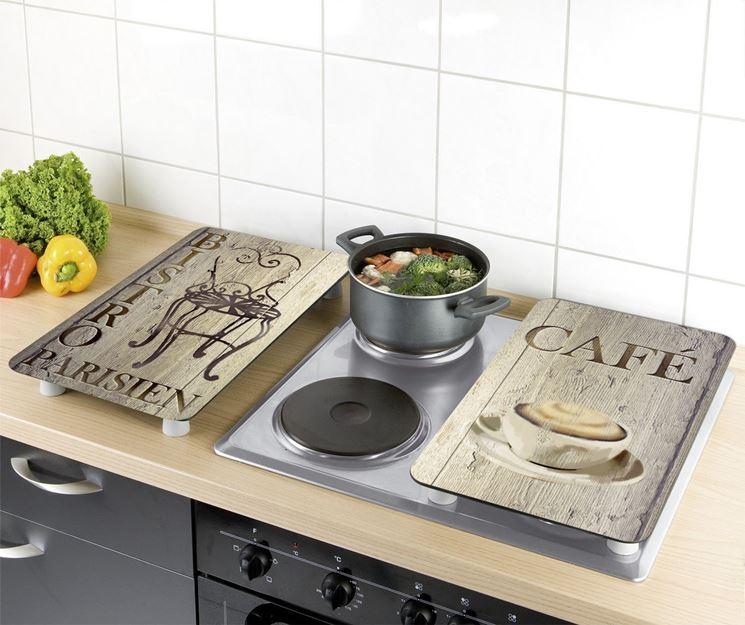 Il coperchio piano cottura piani cucina copertura fornelli - Fornelli cucina ...