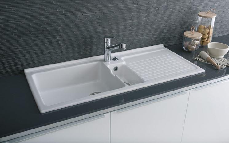 Dimensioni lavandino cucina awesome dimensioni lavandino - Miglior materiale lavello cucina ...