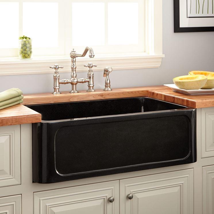 Lavelli da incasso piani cucina lavandino cucina - Piani da cucina ...