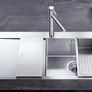 Lavello acciaio inox installazione