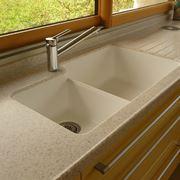 Lavelli cucina marmo piani cucina - Lavello cucina resina ...