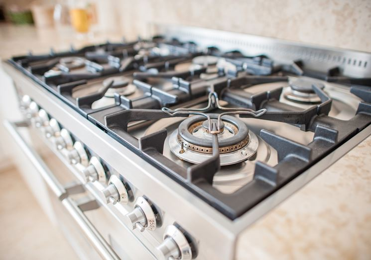 piani cottura professionali piani cucina modelli di