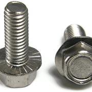 La bulloneria inox è a prova di macchia e di corrosione