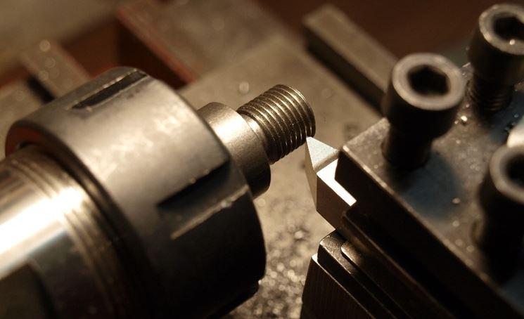 Filettatura meccanica