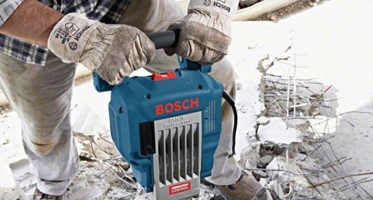 Martello demolitore  Bosch GSH 16-30