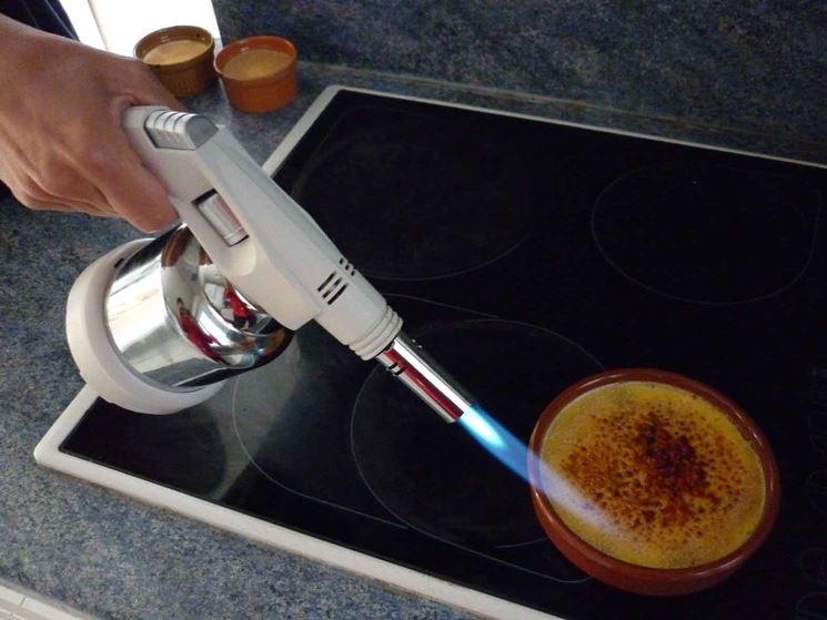 Cannello a gas da cucina