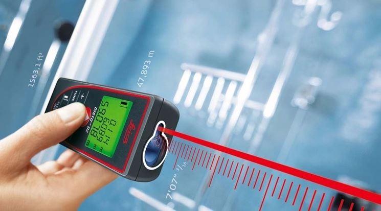 metri laser