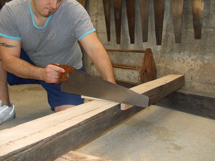 Segare legno