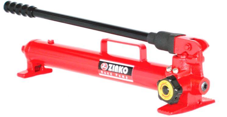 Martinetto idraulico a carrello