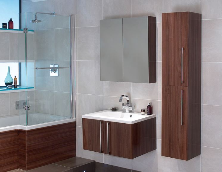 Arredare il bagno arredo bagno come arredare il bagno - Arredare il bagno moderno ...