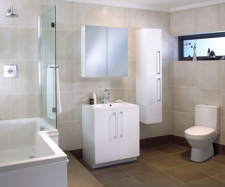 Arredare il bagno arredo bagno come arredare il bagno - Coordinati bagno ...