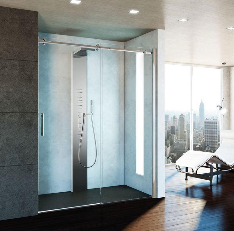 Box docce arredo bagno idee per il box doccia for Arredo bagno doccia