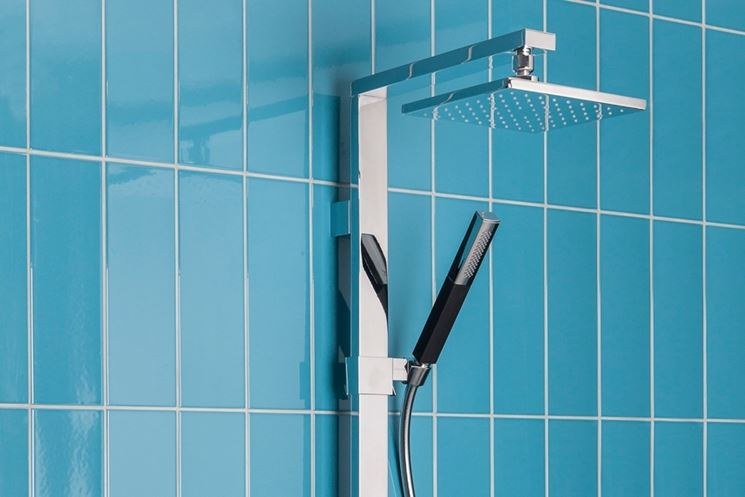 Tipo di colonna doccia