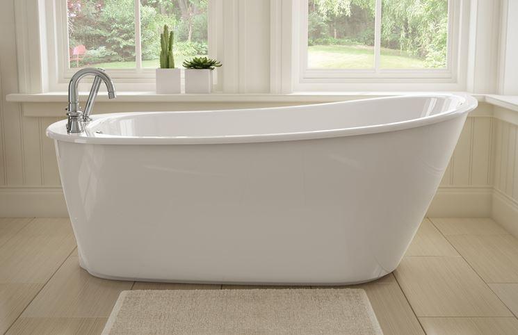 La vasca da bagno arredo bagno modelli e consigli per scegliere la vasca da bagno - Costo vasca da bagno ...