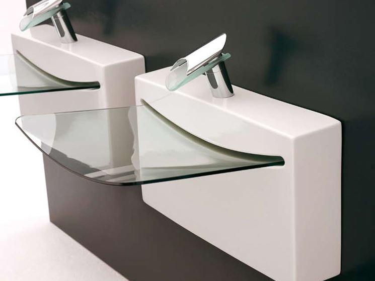 Arredo Bagno Compatto : Lavabi d arredo arredo bagno tipologie di lavabi d arredo