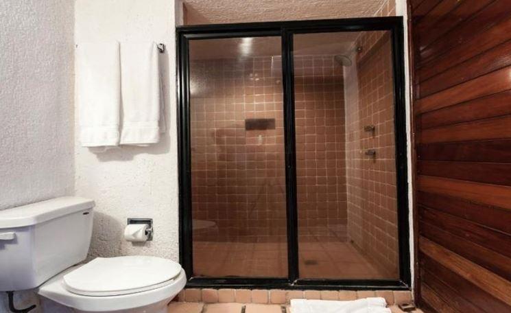 Funzionale cabina doccia