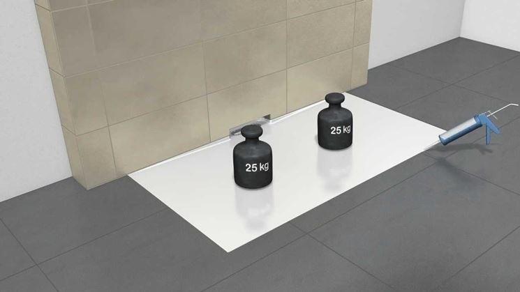Piatti doccia filo pavimento arredo bagno arredo bagno - Doccia a filo pavimento ...