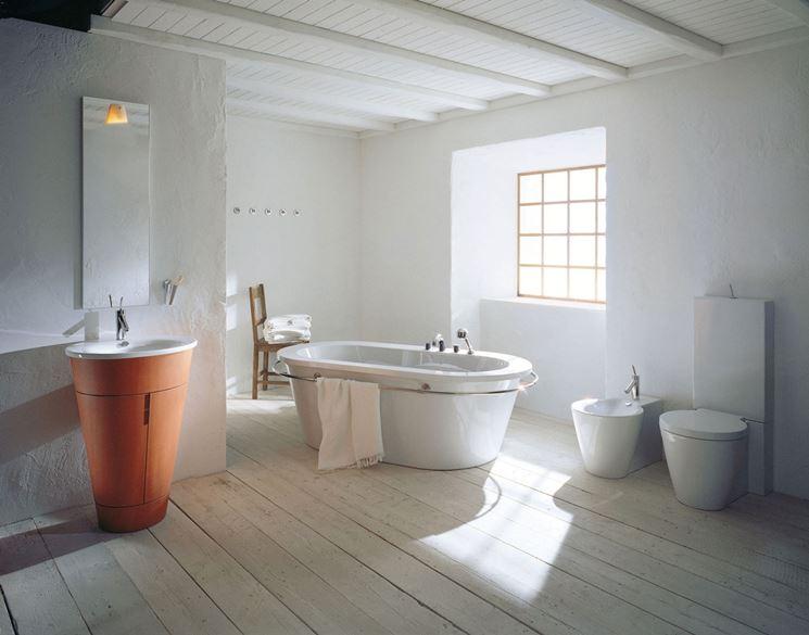esempi di bagni moderni progetto bagno arredo come progettare il