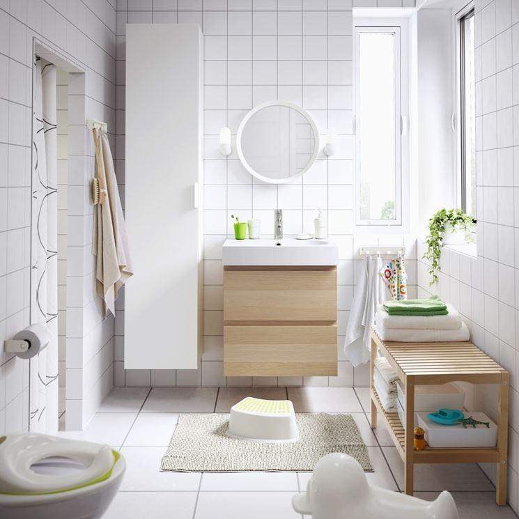 Progetto bagno arredo bagno come progettare il bagno for Progettare bagno ikea