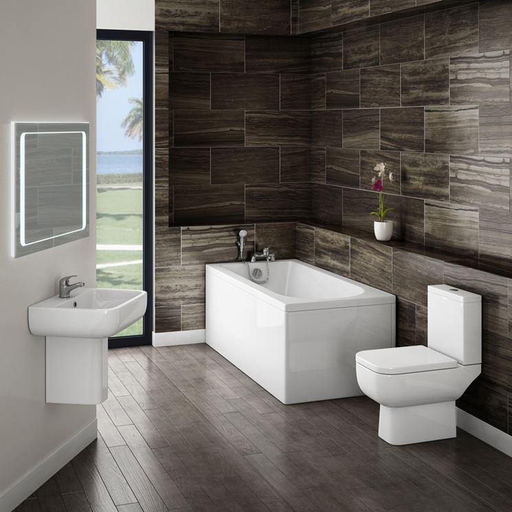 Progetto bagno arredo bagno come progettare il bagno - Progettare il bagno on line ...
