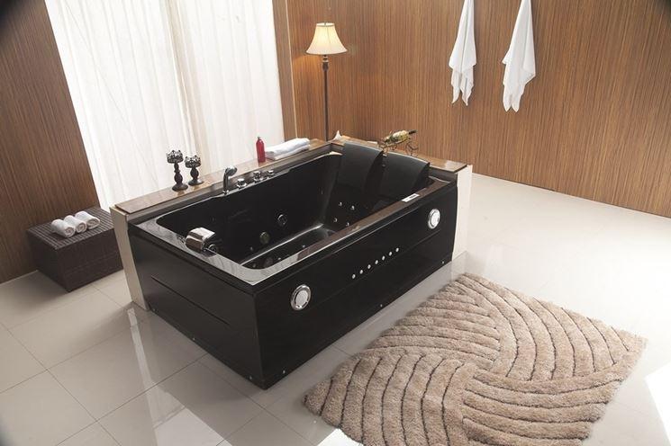 vasca da bagno per due moderna