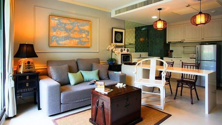 Angolo cottura in soggiorno - Cucina mobili - Varie ...