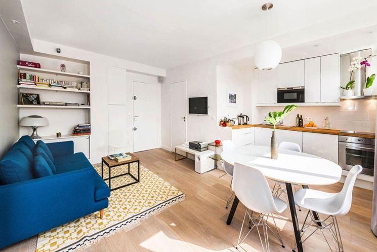 Angolo Cottura Soggiorno : Angolo cottura in soggiorno cucina mobili varie soluzioni per l