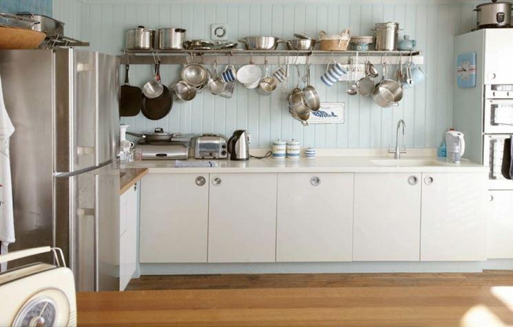 Arredare una cucina piccola