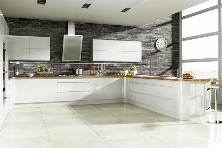 cucina moderna completa